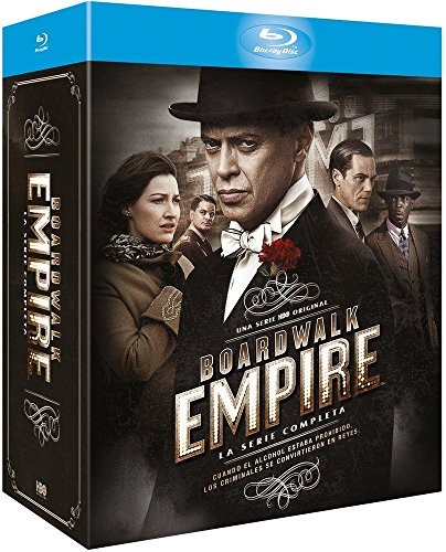Pack Boardwalk Empire Temporada 1-5 Blu-Ray [Blu-ray]