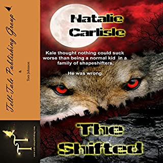 The Shifted audiobook cover art