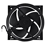 xbox fan replacement - fosa Replacement Internal Cooling Fan Cooler Repair Parts for Xbox ONE Console, Powerful Wind-force Cooler Fan for Xbox One(for xbox one)