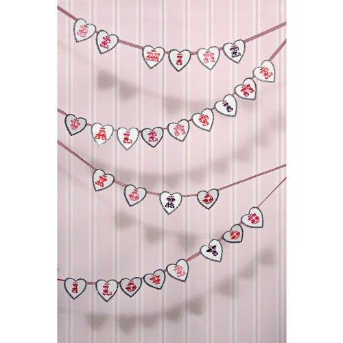 Meri Meri Love Letters Mini Valentine Garland
