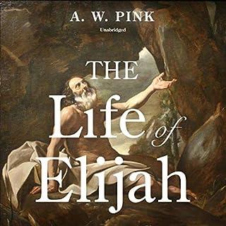 The Life of Elijah audiobook cover art