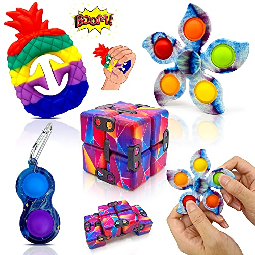 Yetech 4PCS Anti Stress Spielzeug...