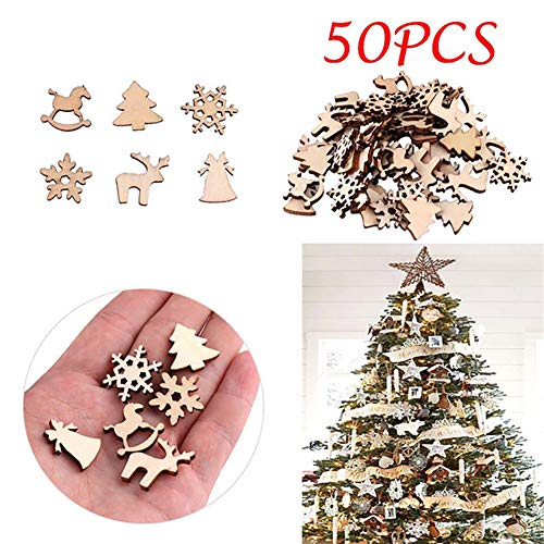 Weihnachtsdekoration vorbindend DDG EDMMS Damen-Brosche mit Kristallperlen