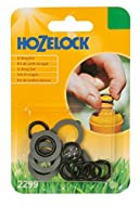 For Hozelock fittings 10 'O' Rings 5 tap connector washers
