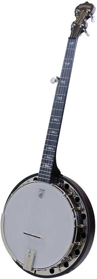 Deering Artisan Goodtime 35% OFF Special Resonator Limited time sale Natura Banjo 5-String