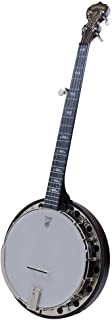 Deering Artisan Goodtime Special 5-String Resonator Banjo Natural