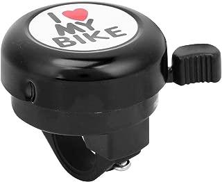 VGEBY1 Bicicleta Bell, bocina de Bicicleta antioxidante Apta Diámetro del Manillar de Bicicleta 22 mm / 0.9 pulg. para Alarma de Sonido de Bicicleta