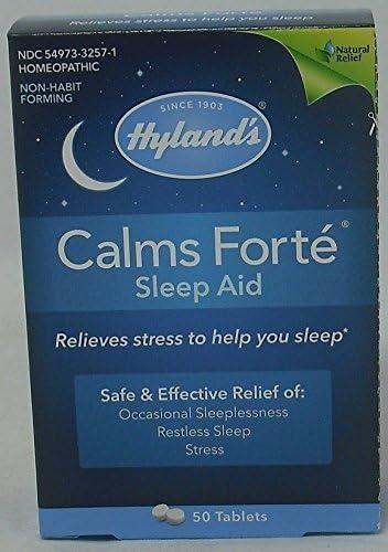 Top 10 Best hylands calms forte sleep aid Reviews