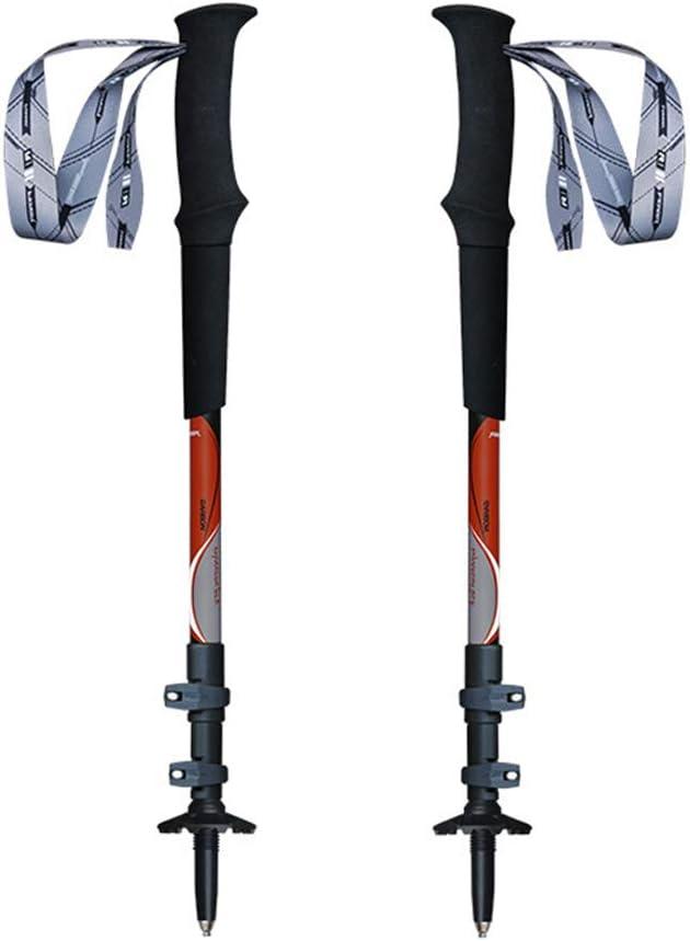 shop Carbon Fiber Trekking Poles Strong Walking or Brand new Hiking Adjustable