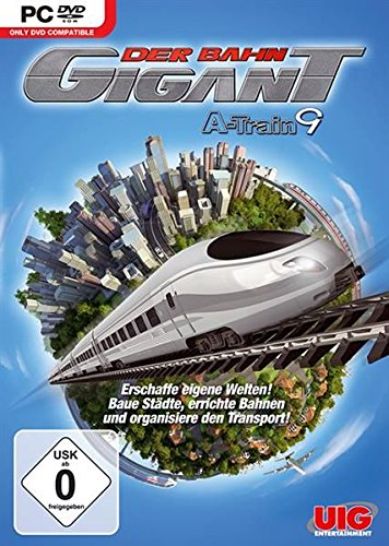 Der Bahn Gigant: A-Train 9