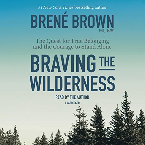 Braving the Wilderness cover art