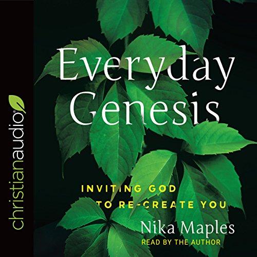 Everyday Genesis audiobook cover art