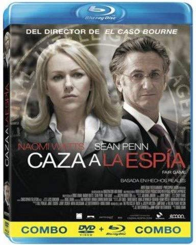 Pack: Caza A La Espía (DVD + Blu-ray) [Blu-ray]
