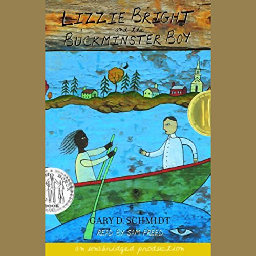 Lizzie Bright and the Buckminster Boy audiobook cover art