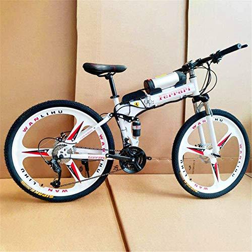 Bicicletas Eléctricas, 36V 350W de la Bici de montaña eléctrica 26 ''...