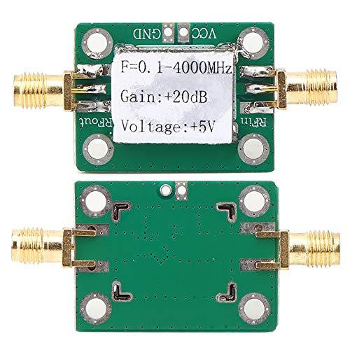 Amplificador de banda ancha, Bakelite Made SMA Standard Femenina 0.1-4000MHz Módulo Radio de jamón