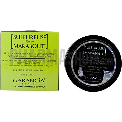 Garancia Sulfureuse Pâte du Marabout – Purifying Paste