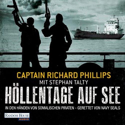 Höllentage auf See audiobook cover art