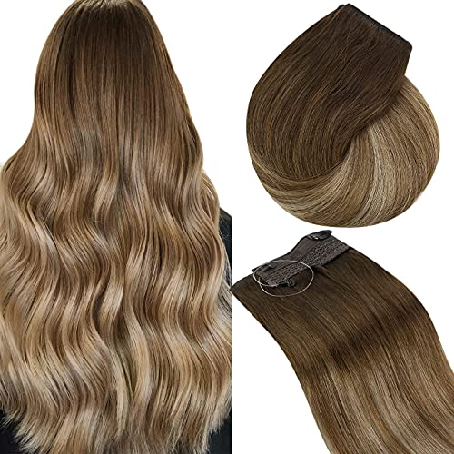 VeSunny 12inch Halo Wire Hair Extensions