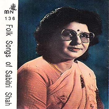 Folk Songs Of Sabitri Shah