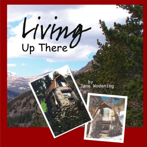 Living Up There audiobook cover art