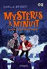 Mystères à Minuit, tome 1 : La ville la plus hantée du monde par Brissot