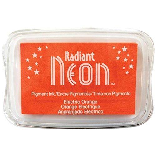 Neon Radiant Ink Pad électrique Orange