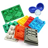 Generic Brands Ice Cube Tray Star Wars Ice Cube Tray Silicone Mold Ice Cream Maker Chocolate Mold Star Wars Ice Cube Tray