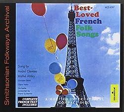 24 Best Loved French Folk Song