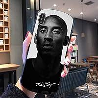 Bryantブラックマンバスネークケース(iPhone 11 / 11pro / 11promax用)レイカーズ、楕円形のファッションガラスケース、ブライアントバスケットボールの超薄型ケース H- 11ProMax