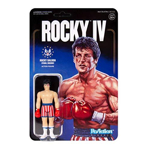 Super 7 Rocky Reaction Figure - Rocky (Beat Up)