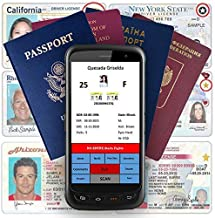 $1078 » Sponsored Ad - IDetect - ID and Passport Scanner | Quantum Edge Handheld Security Scanning Device | Age Verification, Barc...