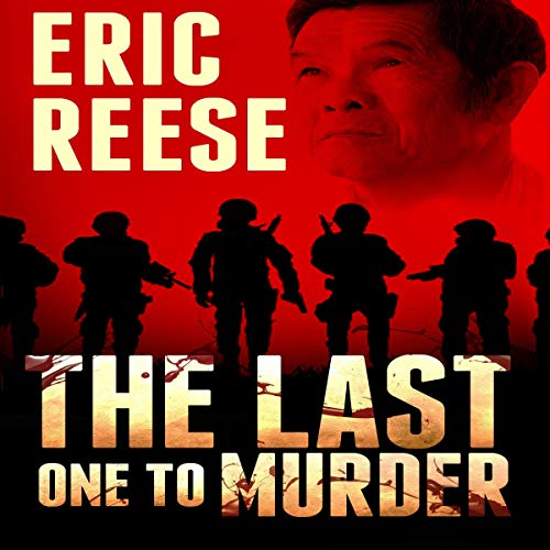 The Last One to Murder audiobook cover art