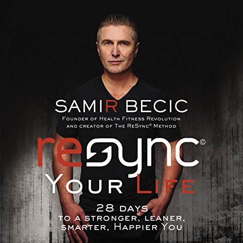 ReSYNC Your Life audiobook cover art