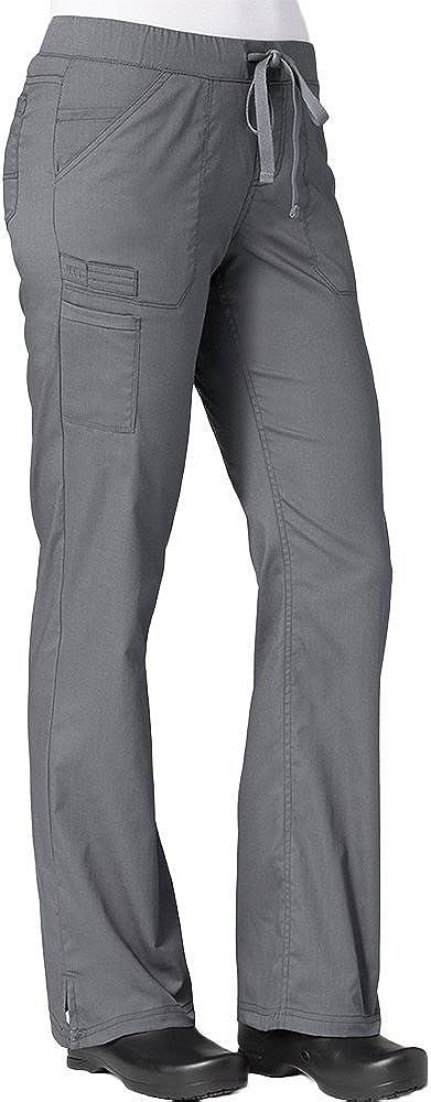 OFFer Maevn Women's PrimaFlex Inner Beauty Genuine Free Shipping Leg Straight Pewter Pant X