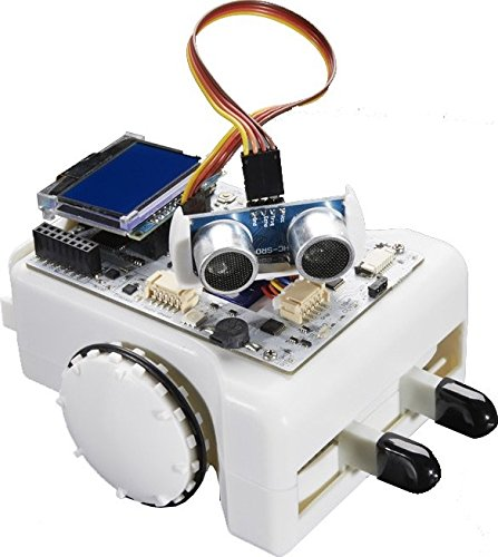 ArcBotics Sparki Robot - Programmable Arduino STEM Robot Kit for Kids - Complete Platform to Learn...