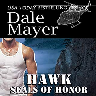 SEALs of Honor: Hawk audiobook cover art