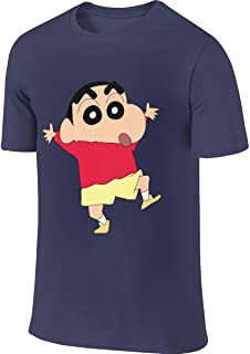 Custom Men's Short Sleeve T-Shirts - Shin Chan