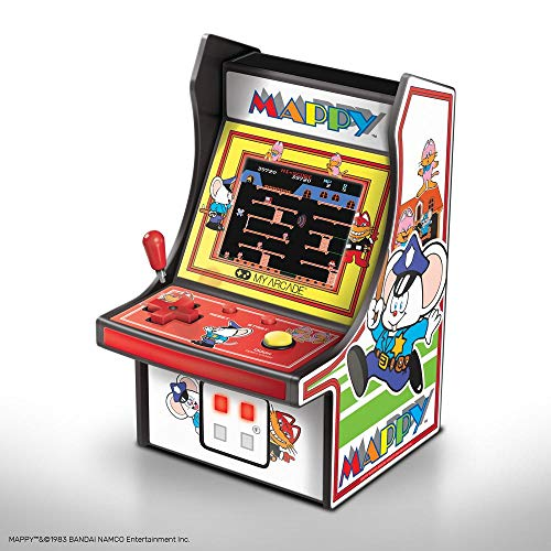 dreamGEAR My Arcade Mappy Micro Player