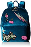 Betsey Johnson Baby's Got Back Backpack Blue One Size