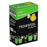 Glop Wahrheit - Trinkspiel - Partyspiel - Kartenspiel - Spieleabend - Saufspiel - Brettspiel - 100...