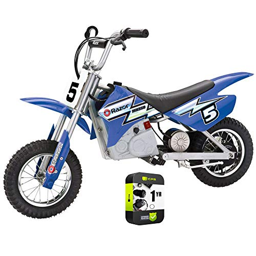 cheap Razor 15128040 MX350 Dirt Rocket Electric Motocross Bike 12+ Years Ago Advanced Protection Planning Kit