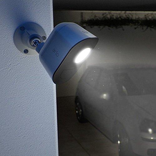 Arlo Security Camera Wall Mounts - Wyze Cam Pan Mount for Arlo Light Mount for Netgear Dropcam Arlo Q Pro HD GO CCTV Screw Wall Adjustable Swivel 360 Degree Outdoor Indoor Anti Theft Ceiling Mount