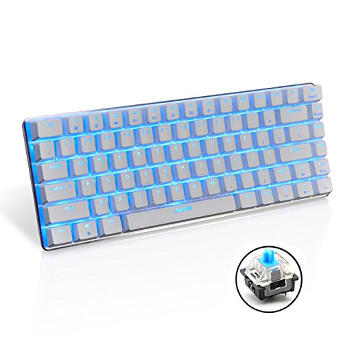Lexon tech AK33 Teclado gaming con cable USB retroiluminado