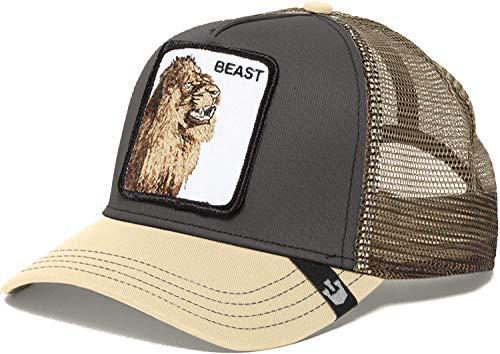 Goorin Bros Trucker Cap Beast Affair/Beast Grey - One-Size