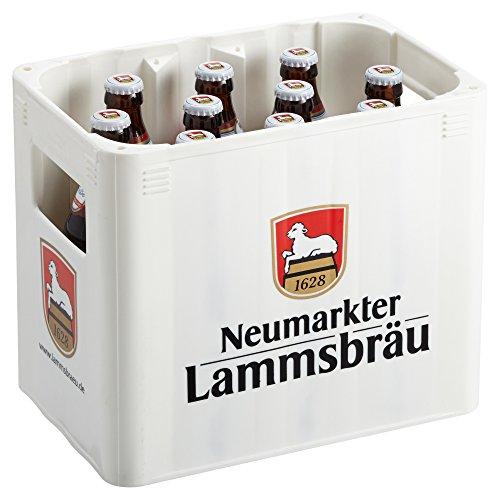 Neumarkter Lammsbräu Weiße alkoholfrei, MEHRWEG (10 x 0.5 l)