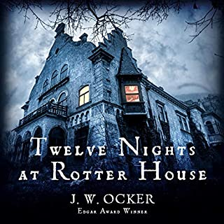 Twelve Nights at Rotter House cover art