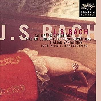 J. S. Bach - Goldberg Variations