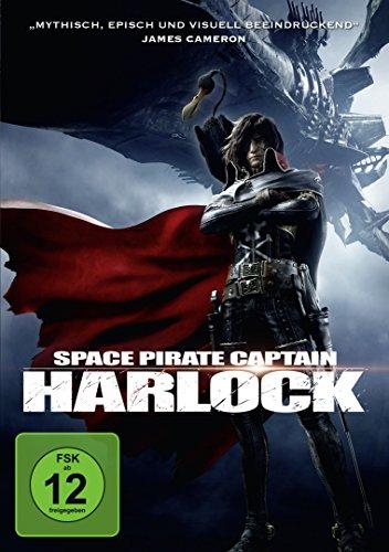 Space Pirate Captain Harlock
