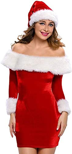 Vestido Mama Noel Mujer